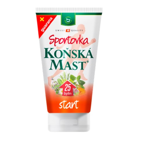 Sportovka START hřejivá 150ml